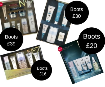 Boots £12.50-3