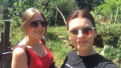 Sarah&Kelsie